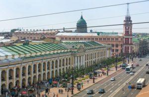 Торговый дом Пассаж смотровая Санкт Петербург